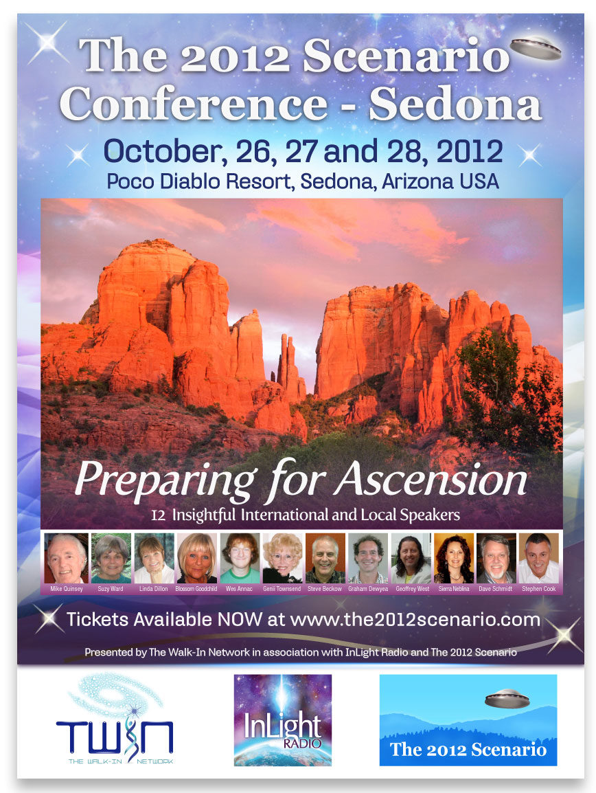 The 2012 Scenario Conference in Sedona