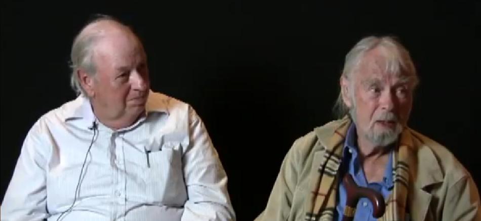Clifford Stone and Bob Dean