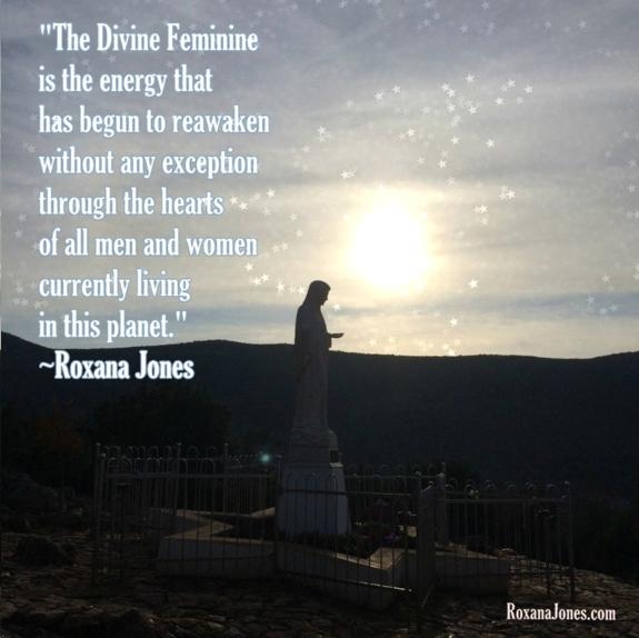 Divine feminin