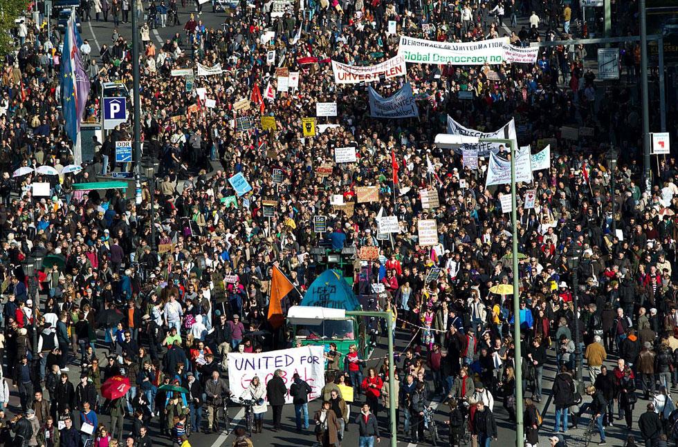 Occupy Berlin, Germany