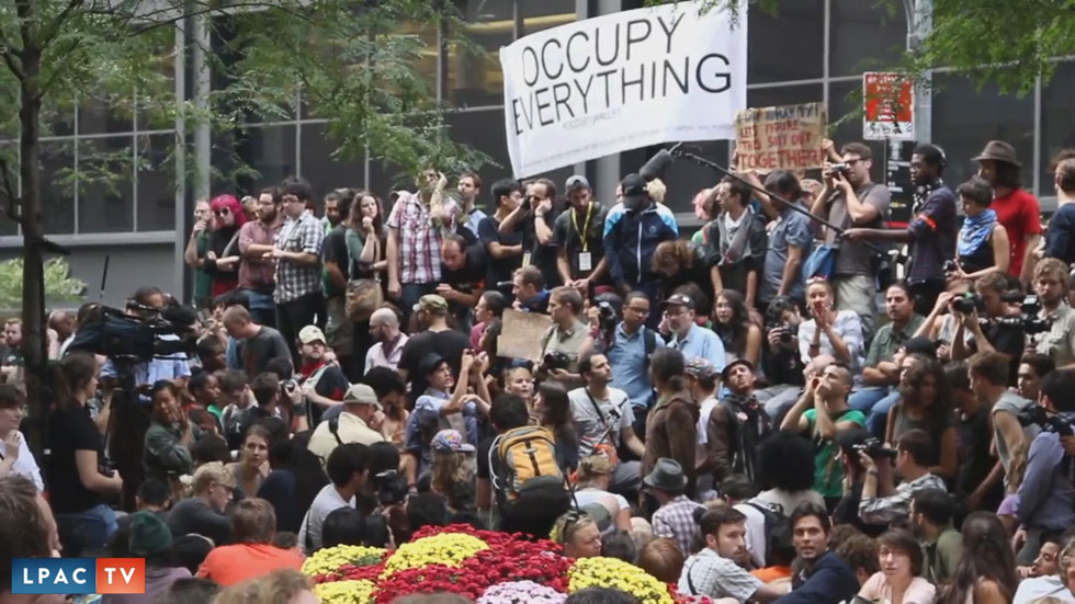 Occupy Everything!