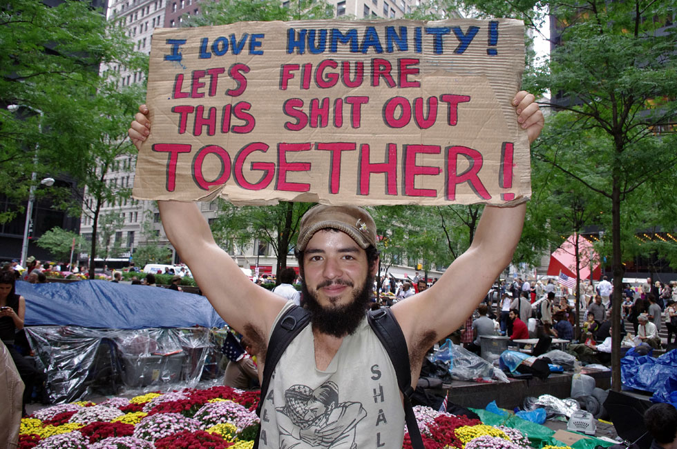 Occupy Wall Street, USA